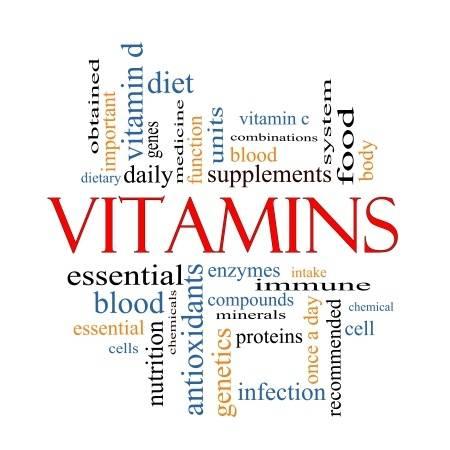dieta de proteinas vitaminas